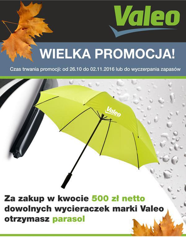 Promocja Valeo